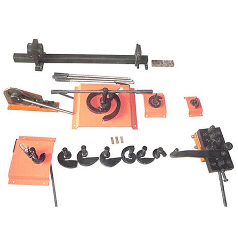 manual wrought iron machine