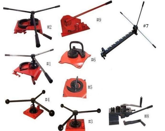 metal craft tools