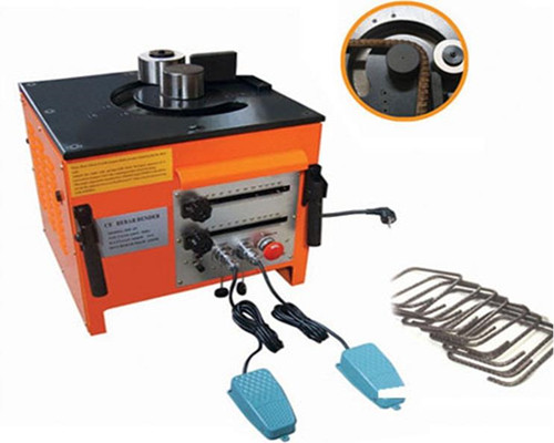 BE-RB25 Round bar bending machine for sale
