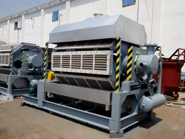 3000-5000pcs Pulp Moulding Machine