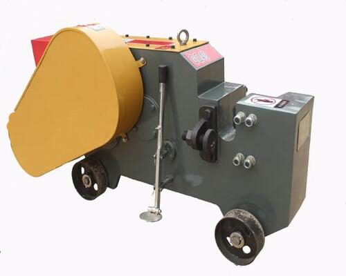 Electric steel bar cutter for sale