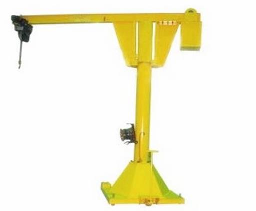 What Are The Main Functions Of Pillar Jib Crane