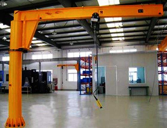 Pillar Jib Cranes