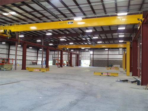 10 ton overhead cranes for sale