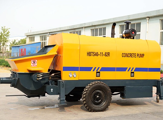 AIMIX HBTS40 Trailer Concrete Pump For Sale
