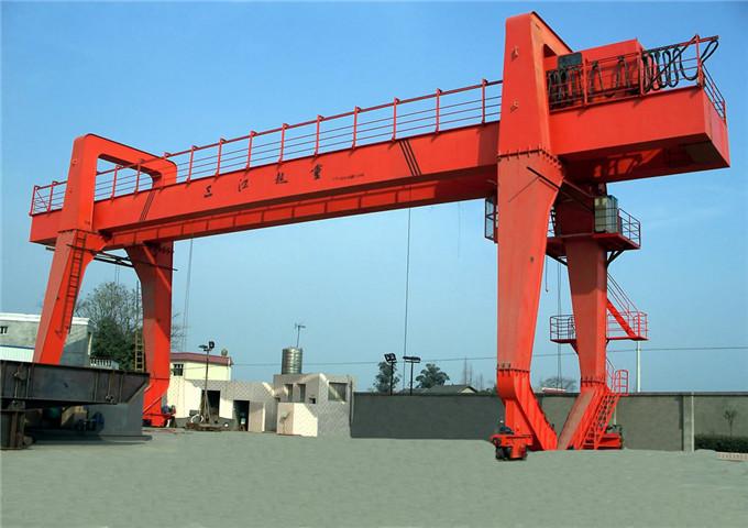 Give 50 ton gantry crane