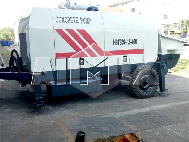 Diesel Concrete Pump For Sale